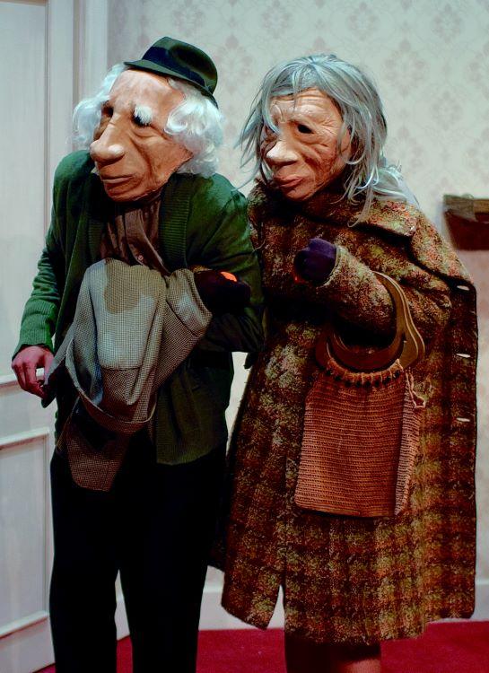 "Kulunka Teatro zeigt ""André & Dorine"""