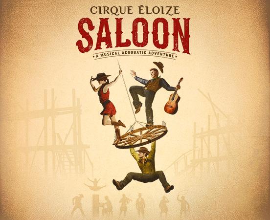 Cirque Éloize kommt mit der Show Saloon auf das Tollwood Winterfestival