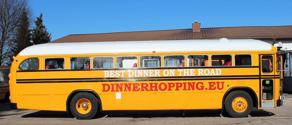 erlebnis weihnachtsfeier im original us school bus. Black Bedroom Furniture Sets. Home Design Ideas