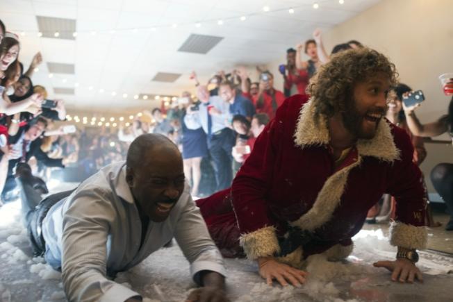 Die total verrückte Weihnachtsfeier