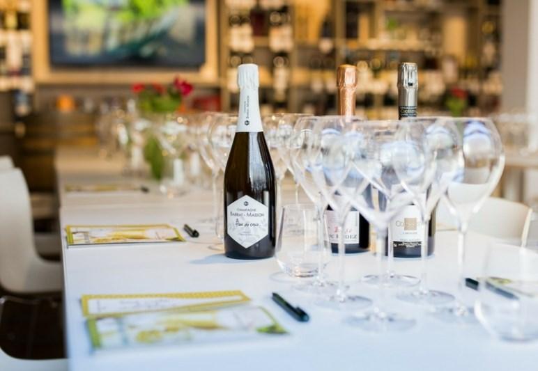 Ein Champagner Abend für Ihre Weihnachtsfeier