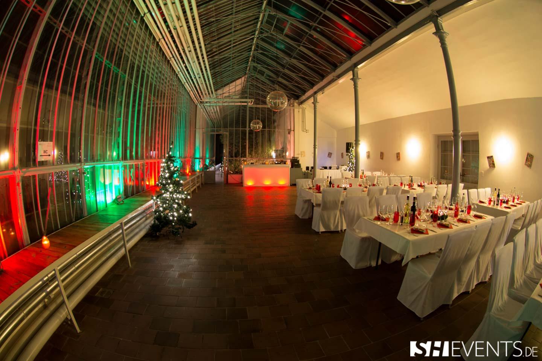 Feiern Sie im Eisernen Haus Ihre Weihnachtsfeier