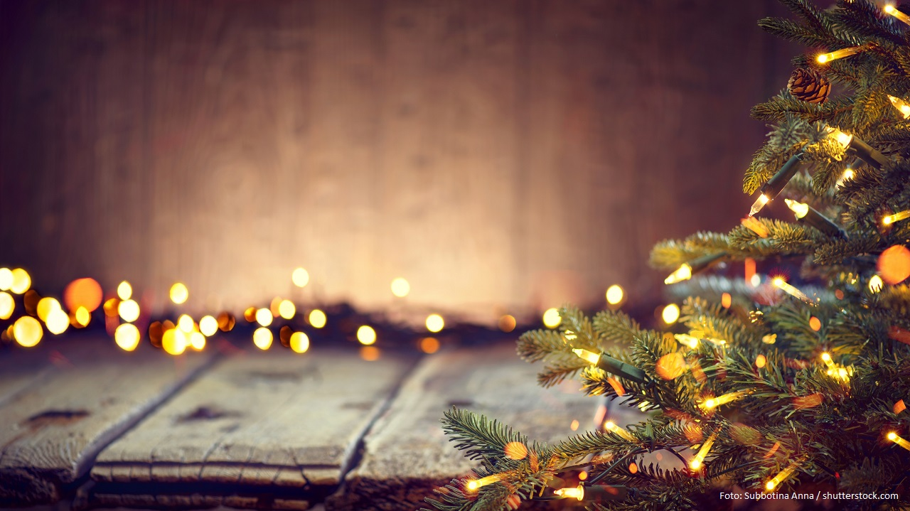 Präsentieren Sie ihre Weihnachtsfeier